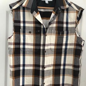 Old Navy Flannel Shirt Size L